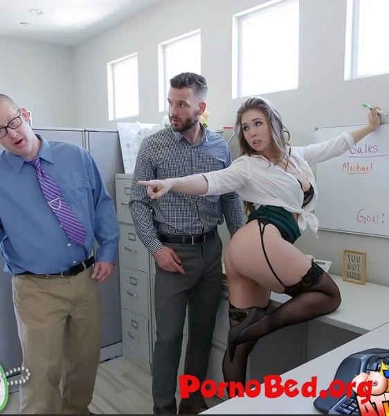 Porn office hd