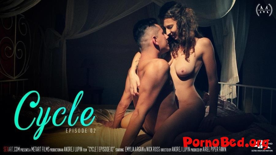 Emylia Argan, Nick Ross - Cyrcle: Episode 02 (SexArt) (2019 | HD)