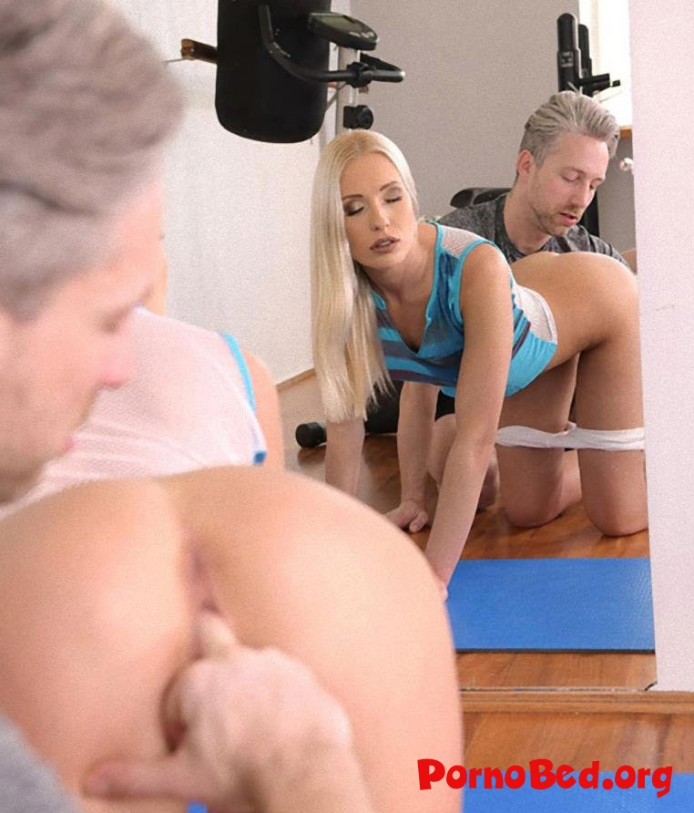 Angelika Grays - Fitness Enthusiasts Hardcore Workout (DDFNetwork, HandsonHardcore) (2019 | SD)