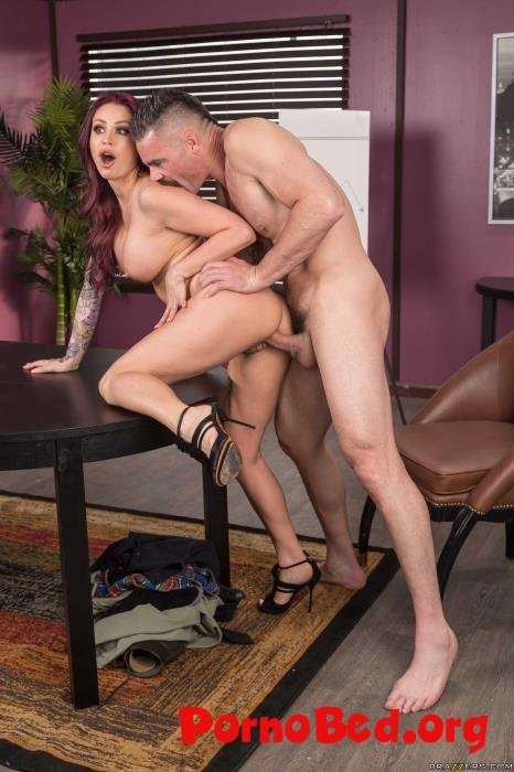 Monique Alexander - Remote Controlled Boss (BigTitsAtWork, Brazzers) (11.05.2019 | FullHD)