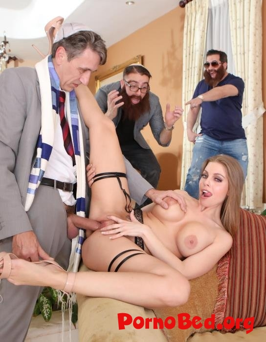 Britney Amber - Rabbi Converts Britney With That Hard Cock (Cucked) (29.05.2019 | FullHD)