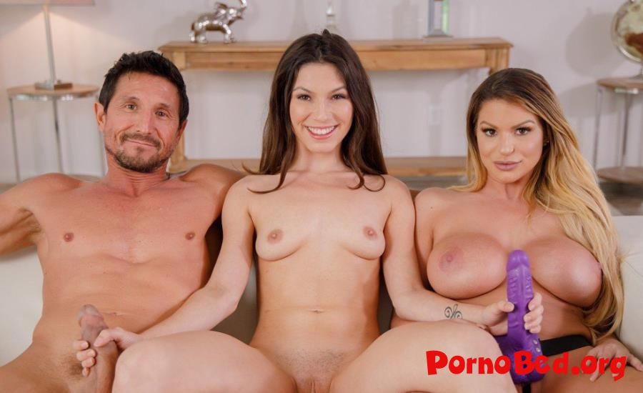 Brooklyn Chase, Gianna Gem - Learning To Fuck With My Step-parents! (BangBros, FilthyFamily) (2019 | SD)