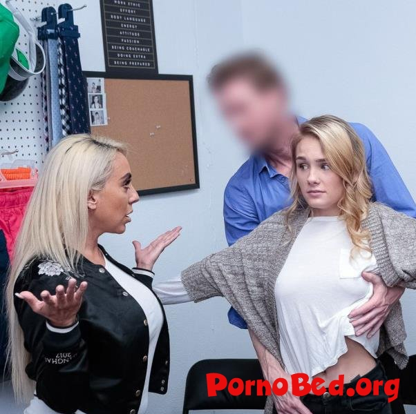 Kylie Kingston,Natalie Knight - Case No. 9376465 (Shoplyfter) (05.06.2019 | HD)
