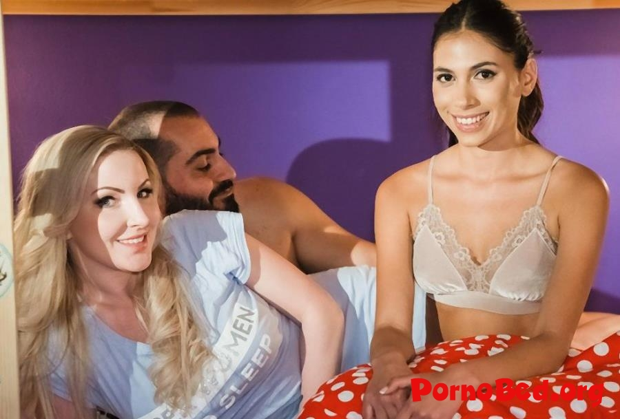 Georgie Lyall, Baby Nichols - Latina Au Pair Joins Older Couple (SexyHub, MomXXX) (2019 | FullHD)