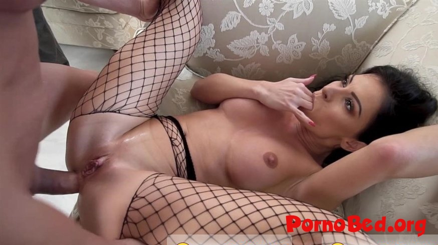 Inna Innaki - Cumshot Around Her Asshole (HandsOnHardcore) (2019 | SD)