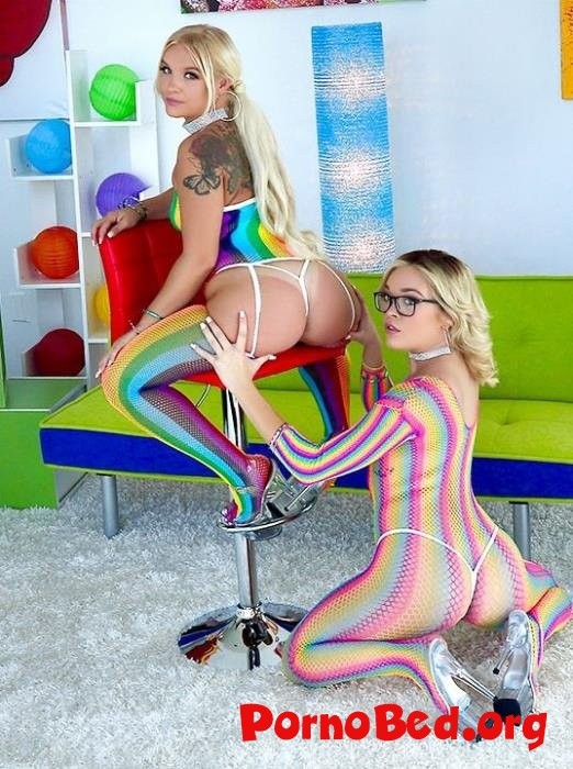 Bella Jane, Katie Kush - Juicy Anal Affair With Bella And Katie (AllAnal) (04.09.2019 | FullHD)