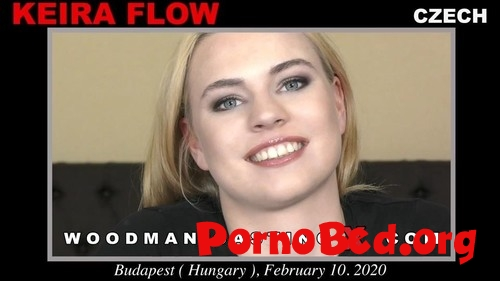 Keira Flow - Casting X Updated (WoodmanCastingX.com) (2020 | SD)