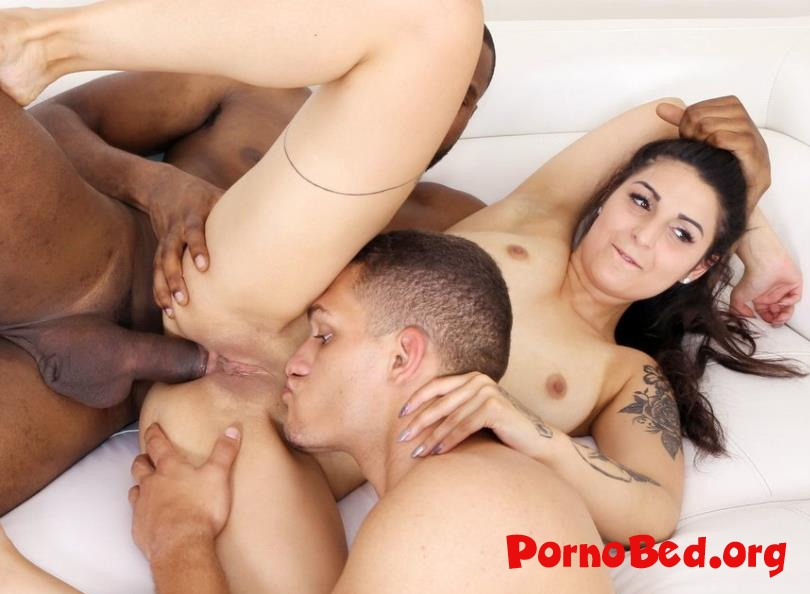 Stacy Sommer - Kinky Black Cuckold Sex With Stacy Sommer KS048 (2020 | HD)